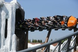 Legoland Billund: Polar X-press